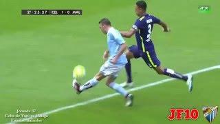 Memo Ochoa vs Celta de Vigo | Celta vs Málaga | Jornada 37 Liga BBVA 2015/2016 HD