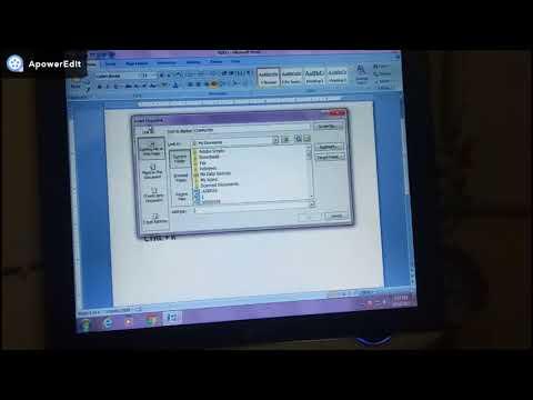 S Word Shortcut Keys CTRL + A to Z / Microsoft word Shortcut Keys, MS Word Shortcut Keys In hindi