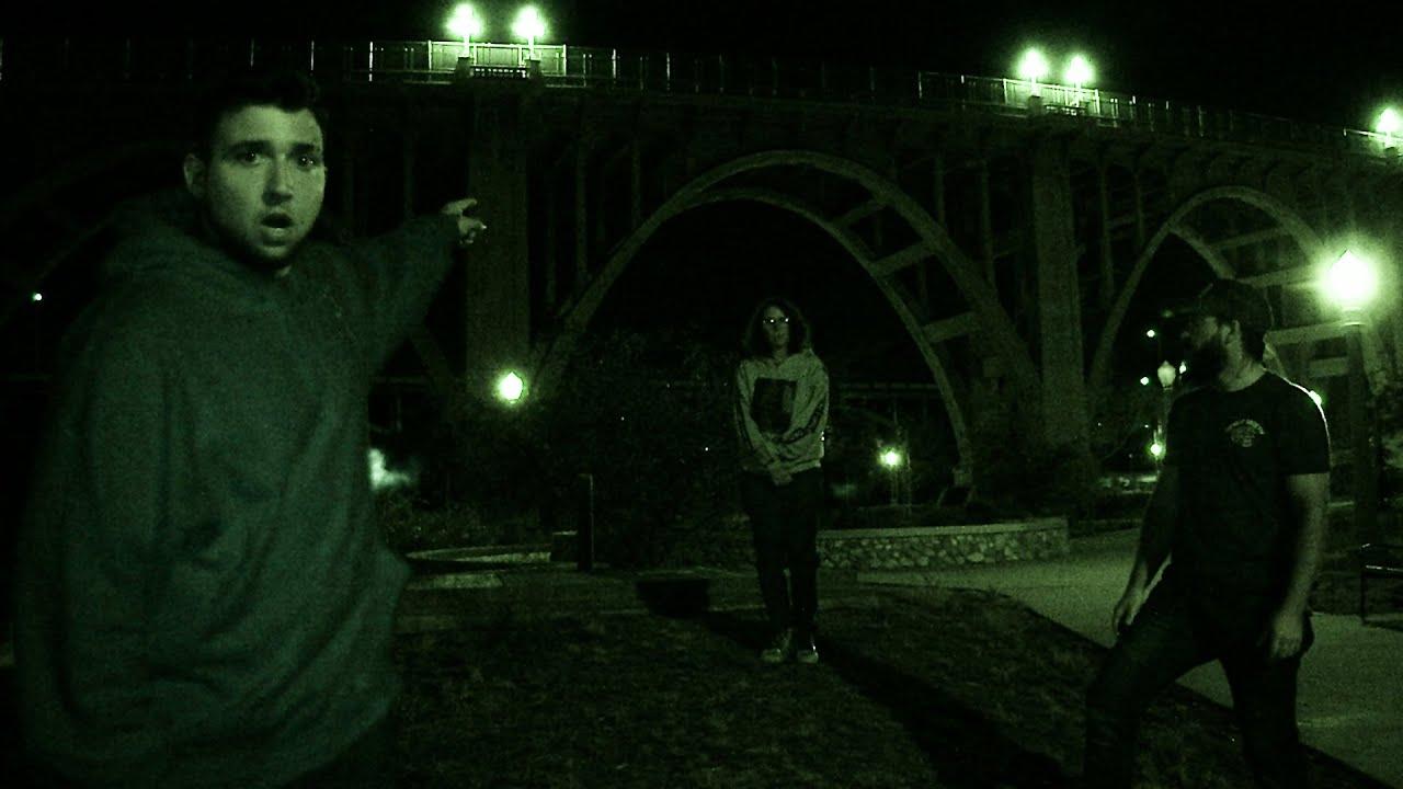 Our Terrifying Return to Suicide Bridge...