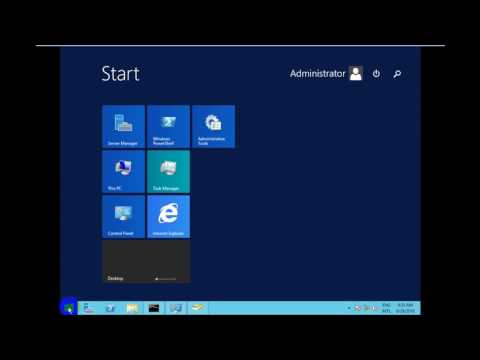 03 Disable stronght password in window server 2012 R2