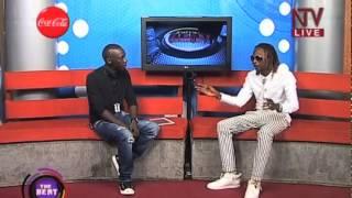 Coco Finger Premiers 'Leo Ni Leo' Live On NTV The Beat