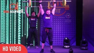 Shivoham Live Gym Performance | Shivfit  | Liv Fit - Fitness Launch | Sony Liv Entertainment