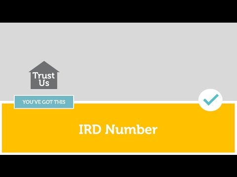 Step 15 - Requesting a Family Trust IRD Number