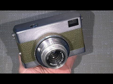 How to disassemble the shutter and partly assemble again in WERRA 1  Synchro Compur