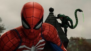 Download Spiderman PS4 - Scorpion Poisons Spider-Man Video