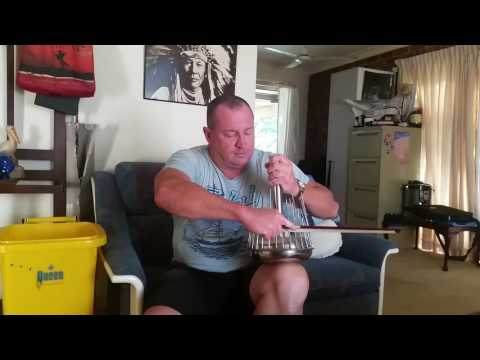 Waterphone - beautiful, rare and unique percussion
