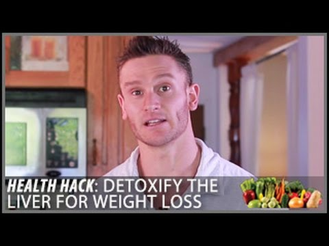 How to Detoxify the Liver for Weight Loss: Health Hack- Thomas DeLauer