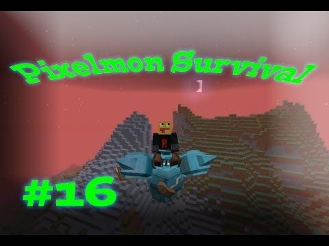 Big Levels! Pixelmon Survival Season 2! #16