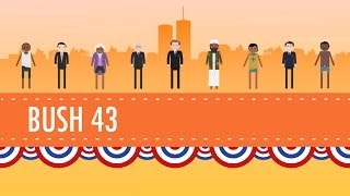 Terrorism, War, and Bush 43: Crash Course US History #46
