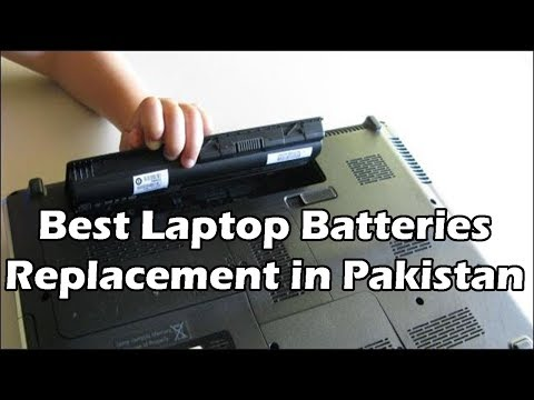Best Laptop Batteries Replacement in Pakistan | Rex City Faisalabad