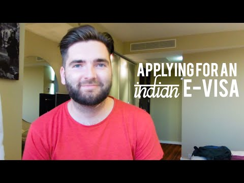 2016: HOW TO APPLY FOR AN INDIAN E-VISA 🇮🇳