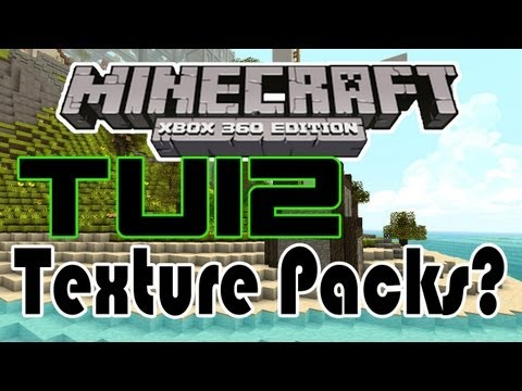 TU12 Texture Packs Coming! - Title Update News: Minecraft Xbox 360 Edition | HD