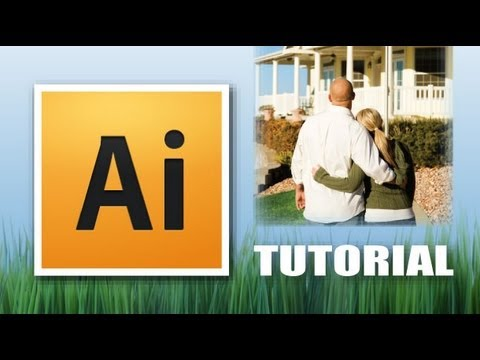 Adobe Illustrator Tutorial - Professional Flyer Design