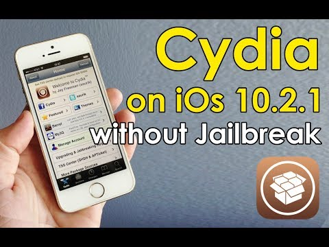 how to install cydia on ios 10.3.2 without a computer [2017] Latest