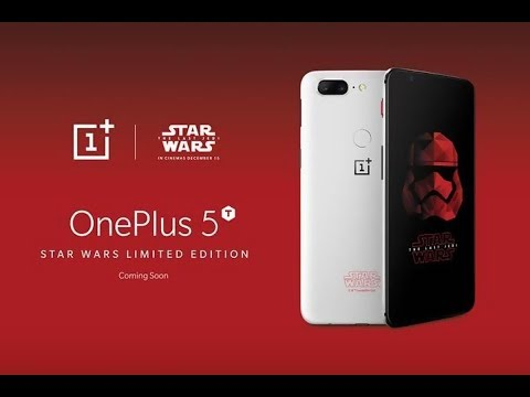 [Exclusive] Transform Any Oneplus 5T To A Star Wars Edition. Step by step guide.