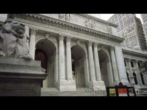 Inside The New York Public Library: The Stephen A. Schwarzman Building