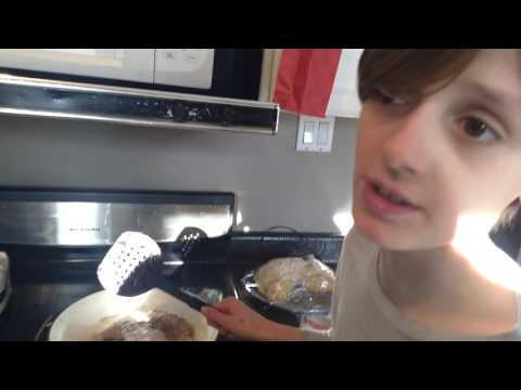 How to cook (Peameal Bacon/Canadian Bacon)
