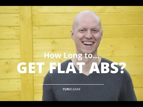 How Long Does It Take to Get Abs?