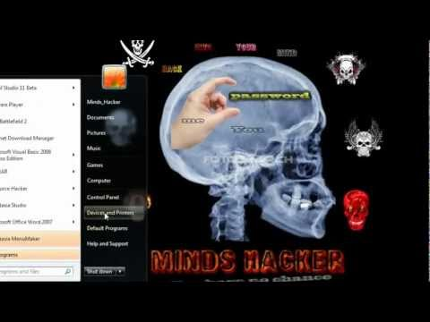 how to open a port in your win7 firewall - Minds_Hacker