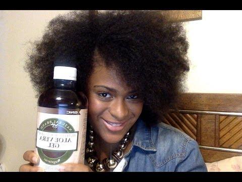 Hair Stuff: Aloe Vera Gel