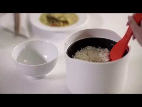 M-Cuisine - Microwave Rice and grain cooker by Joseph Joseph