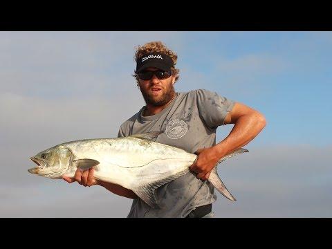 Fishing in Angola. Garrick chase & Tigres Island