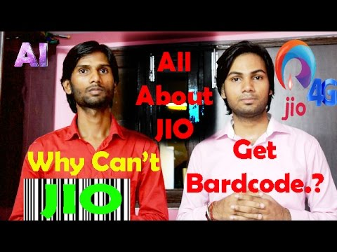 Why Barcode is Not Generating | How to Get Jio SIM | Jio for All 4G Phones | All Q&A