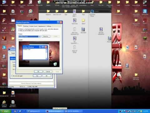 How To Find Out Whats your screen resolution. (Windows Xp Tut)