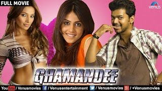 Ghamandee - Full Hindi Dubbed Movies | Vijay, Genelia D