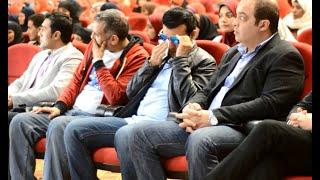 """#x202b;بكاء إيهاب توفيق أثناء احتفالية """"رد الجميل"""" في عيد الأم#x202c;lrm;"""