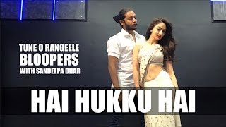 Blooper Video | Hai Hukku Hai | Melvin Louis ft. Sandeepa Dhar