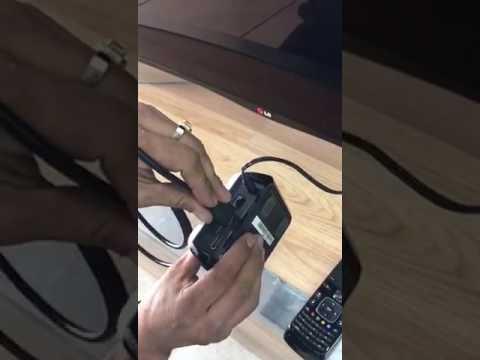 tutorial para convertir su pantalla en smartv  -convertidor vizio de Google TV