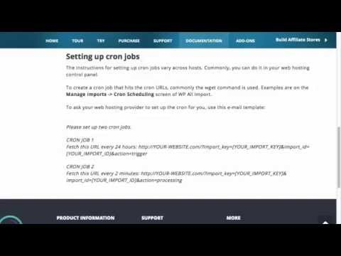 How To Setup Recurring File Imports In WordPress Using Cron Jobs