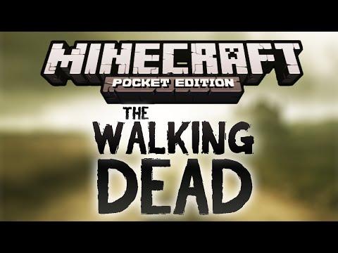 The Walking Dead (Adventure Map) | Minecraft PE