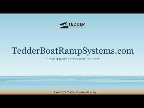 Revolutionary New Boat Ramp Construction