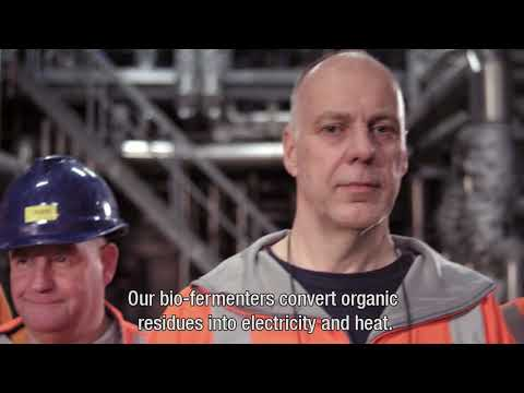 Nuon District Heating - That's how sustainable heat can be