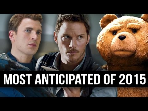 15 Movies We Can't Wait For In 2015