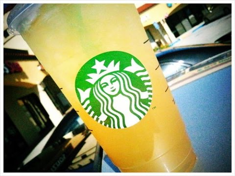 DIY: Starbucks Copycat Green Tea Lemonade Tutorial!
