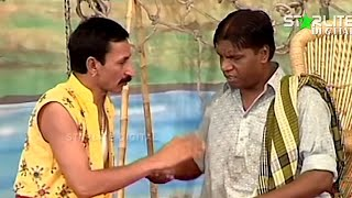 Best Of Amanat Chan, Iftikhar Thakur and Sohail Ahmed New Pakistani Stage Drama Full Comedy Clip