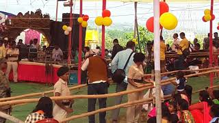 lugu buru ghanta bari stage program