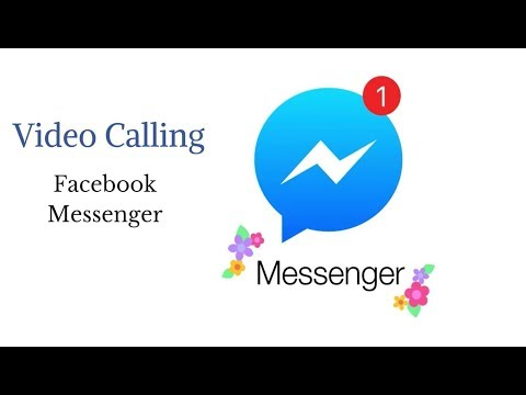 How To Video Call On Facebook Messenger 2018 | Mobile App