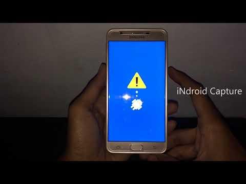How to hard reset Samsung J7 prime. fingerprint pattern lock bypass