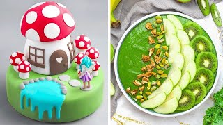 Download So Yummy   Most Beautiful Homemade Cake Decorating Ideas   Easy Dessert Recipes Cake Ideas Video