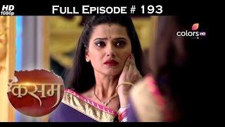 Kasam - 29th November 2016 - कसम - Full Episode (HD)