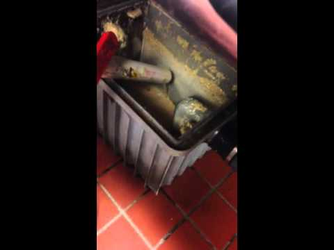 Grease trap cleaning Portland Maine