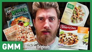 Frozen Diet Meal Taste Test