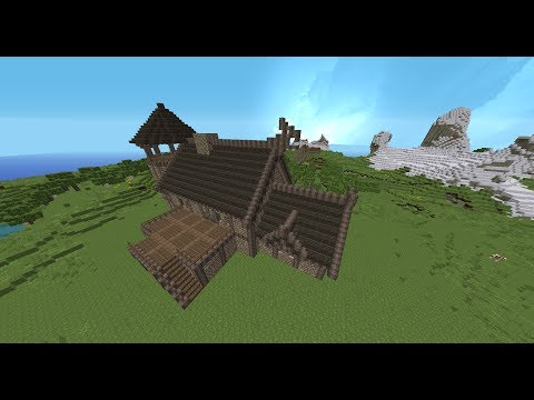 Skyrim Inspired House Build Part 3