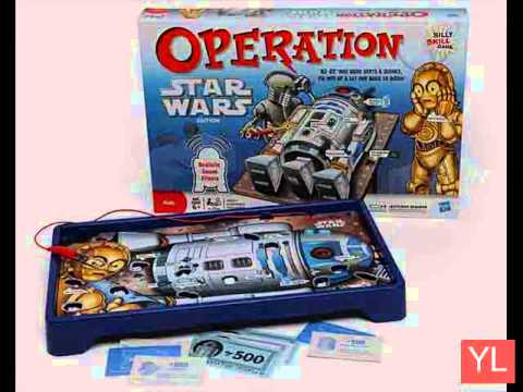 Some Operation board games