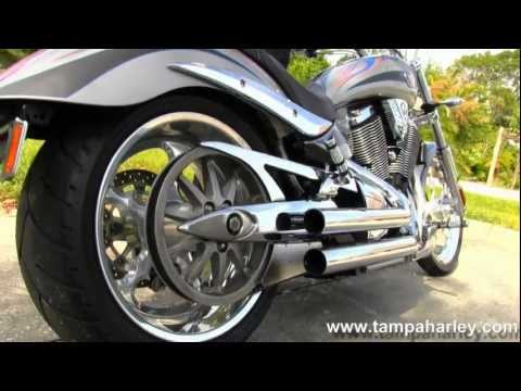 2007 Victory Jack Pot Cory Ness Edition Motorcycles for sale