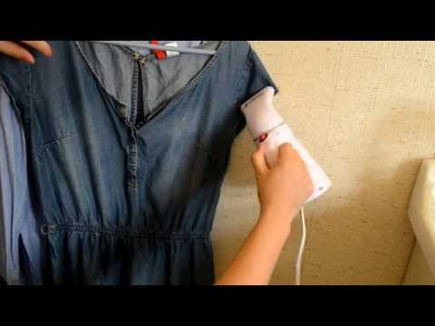 Fabric Clothing Steamer PureSteam Review and How to Use garmet steamer